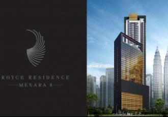 Royce Residence @ Menara 8, Jalan Yap Kwan Seng