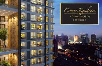 Crown Residence @ Off Jalan Ipoh